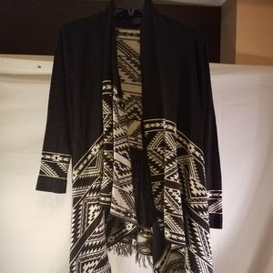 Almost Famous Cardigan Womens Sz Small